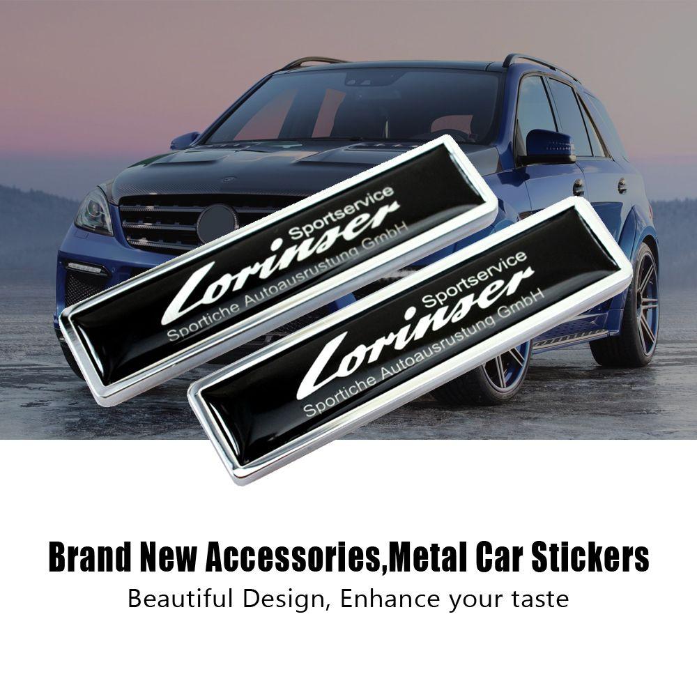 Emblem Automotive Sticker Auto Equipment Aluminum For Mercedes Benz W210 W211 W124 W168 W203 W204 G500 E320 Automotive Styling Check More At Https Elcatalog M