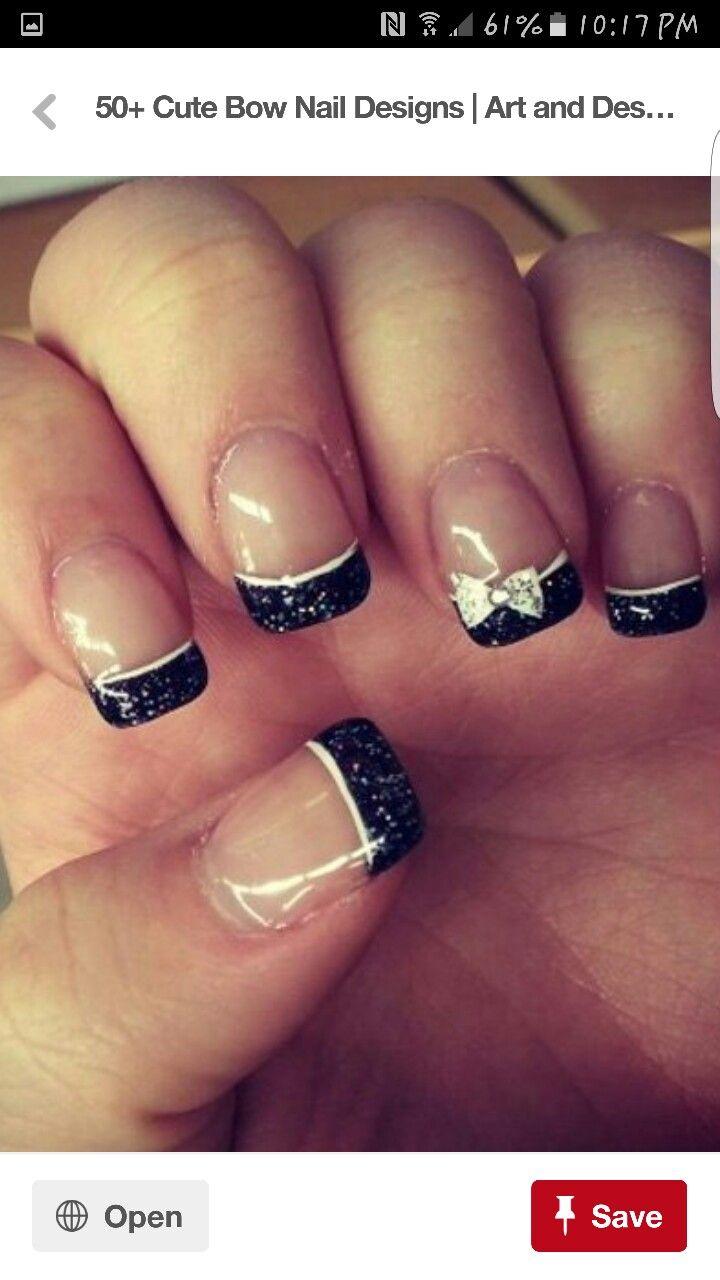 Pin von Cindy Ahlers auf nails | Pinterest | Nagelschere und Schwarzer