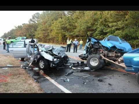 Fatal Head-On Collision Scene on GA Route 101 | 1 TRUE STORY VIDEOS