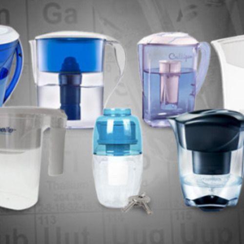 PUR, Culligan, Brita Water Filter