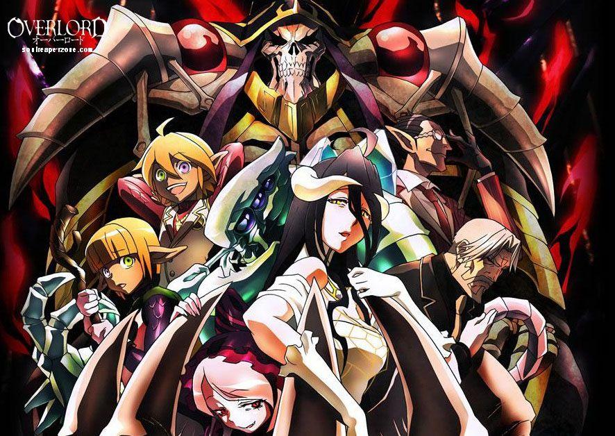 Overlord Ple Ple Pleiades (OVA) Anime dvd, Anime, Manga