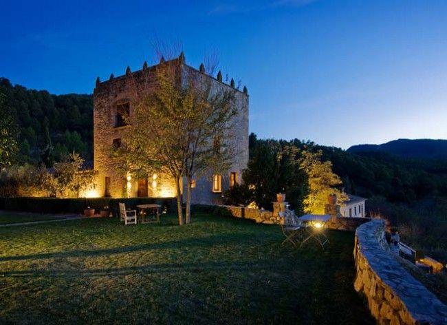Lugares de la Comarca del Matarraña (Spain)