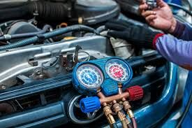 Avail Cost-effective AC Recharge Services in Spring Texas | Ac repair. Car repair service. Car workshop