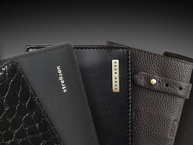13 Stylish Wallets for Men