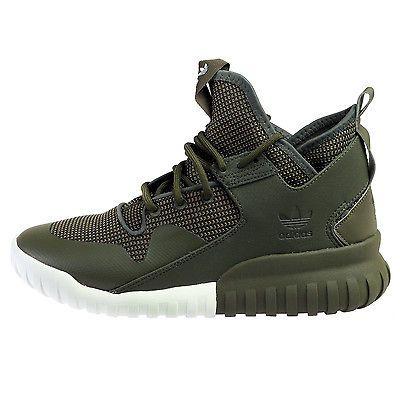 Adidas Tubular Black Size 10