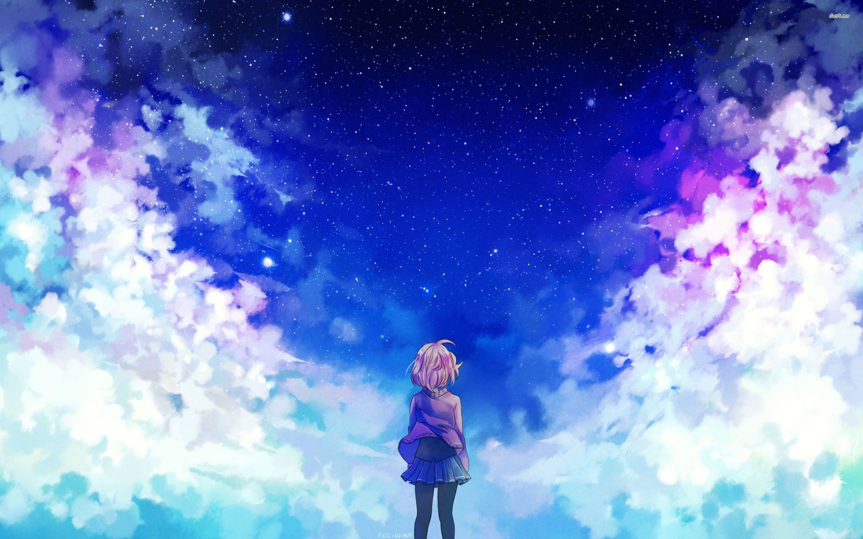 2880x1800 Beyond the Boundary wallpaper Anime wallpapers