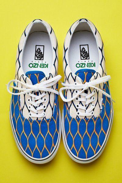 366f920030 Kenzo x Vans Print Sneakers  shoes  Tip  TipOrSkip  TopTips  fashion  style   vans  kenzo