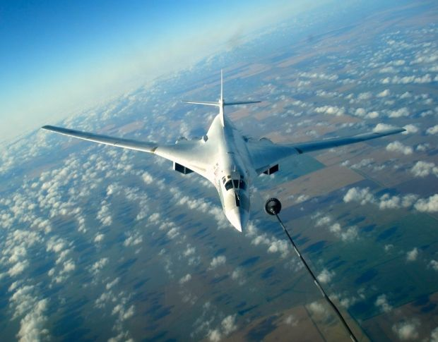 "Tupolev Tu-160 ""Blackjack""VVS"