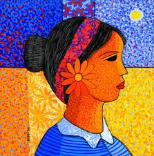 Image Result For Candido Bido Paintings Caribbean Art September Art Art Blog