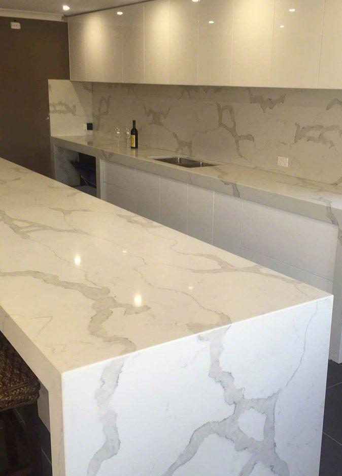 kitchen room scene calacatta classique quartz countertop room scene quartz kitchen countertops on outdoor kitchen quartzite id=39008