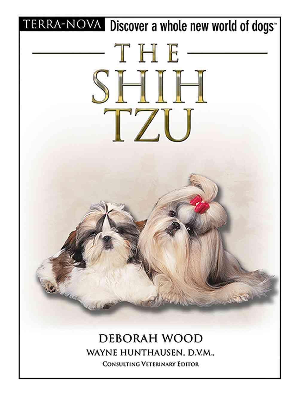 The Shih Tzu Dog Books Shih Tzu Shih Tzu Dog