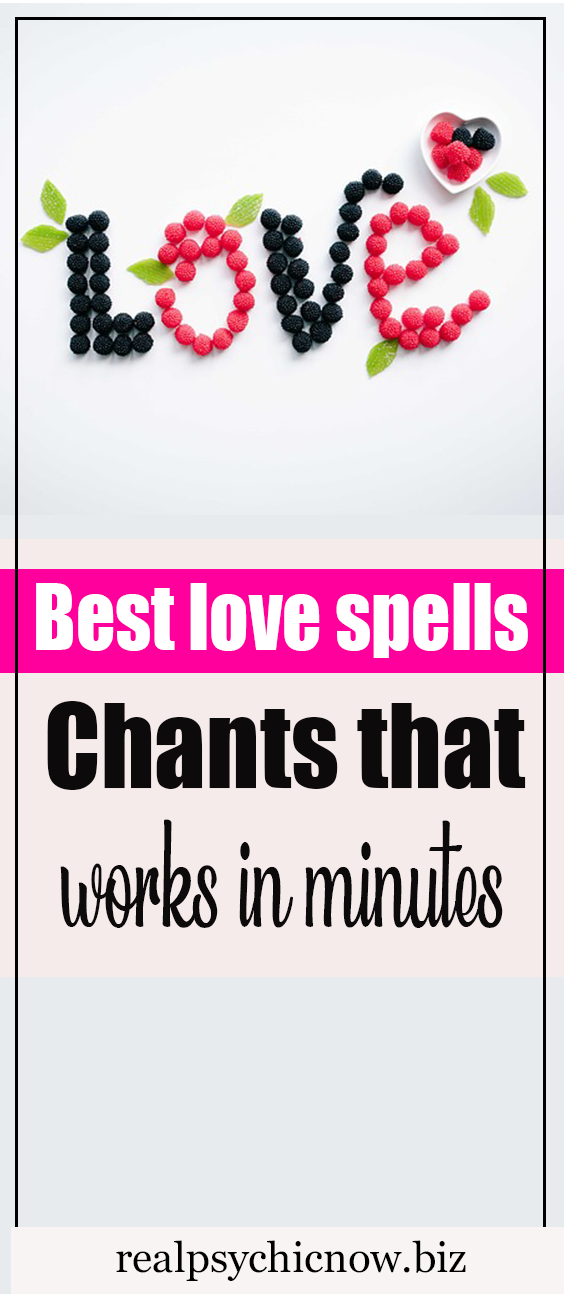 5 Most Powerful Love Spells Chants That Works In Minutes Love Spell Chant Wicca Love Spell Powerful Love Spells