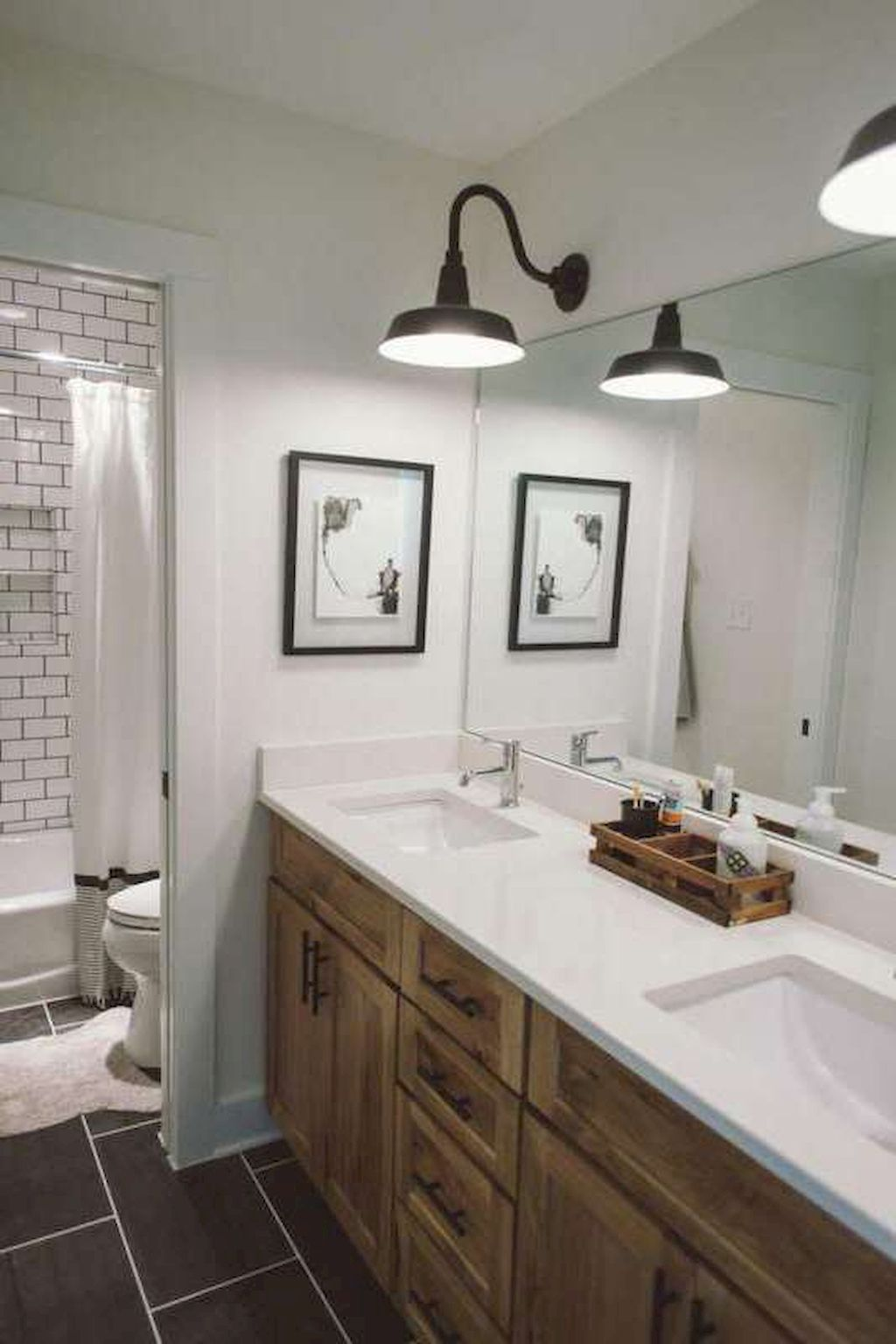 adorable 120 best modern farmhouse bathroom design ideas on best bathroom renovation ideas get your dream bathroom id=11838