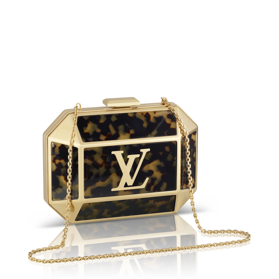 Minaudière Bijou via Louis Vuitton