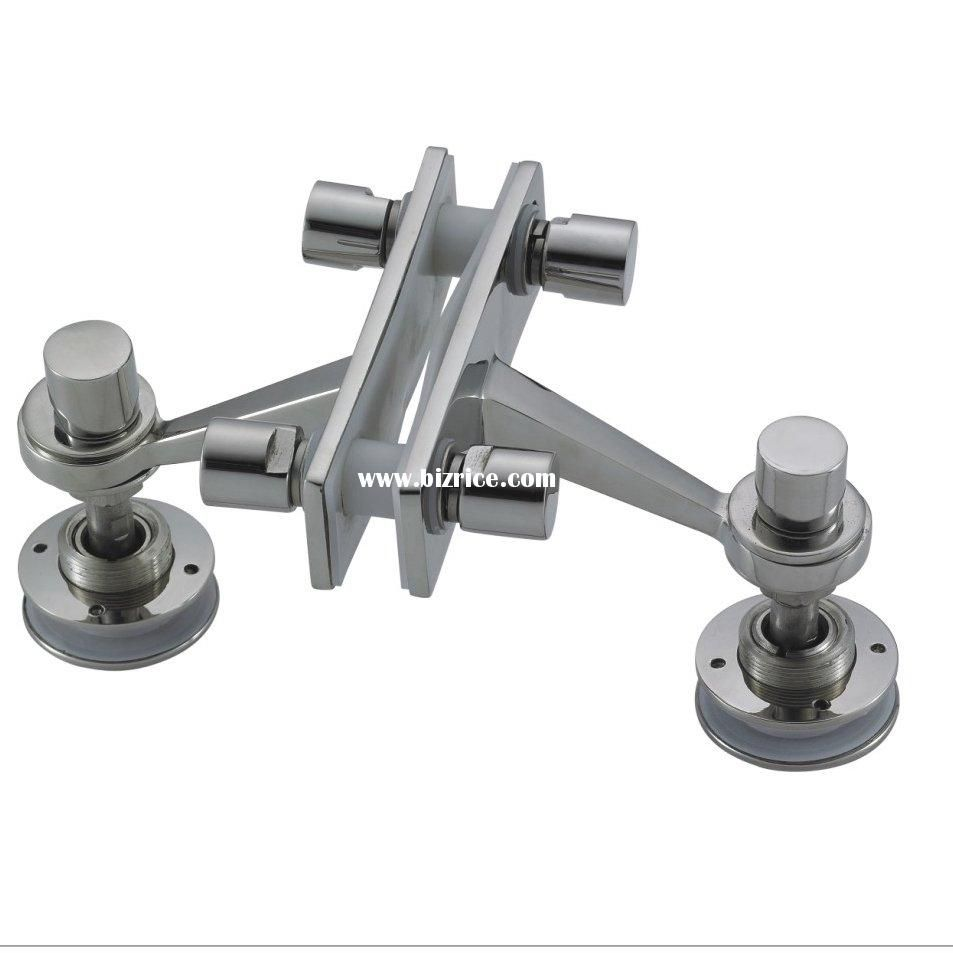 Curtain Wall  Glass Cl& Glass Spider Fittings  Spider Routel  sc 1 st  Pinterest & Curtain Wall  Glass Clamp Glass Spider Fittings  Spider Routel ...
