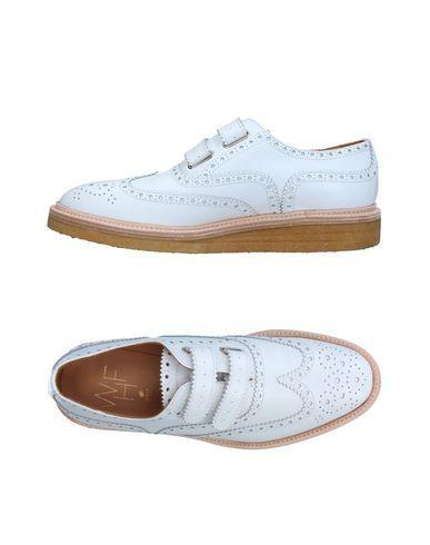 WHF WEBER HODEL FEDER Men's Low-tops & sneakers White 10.5 US