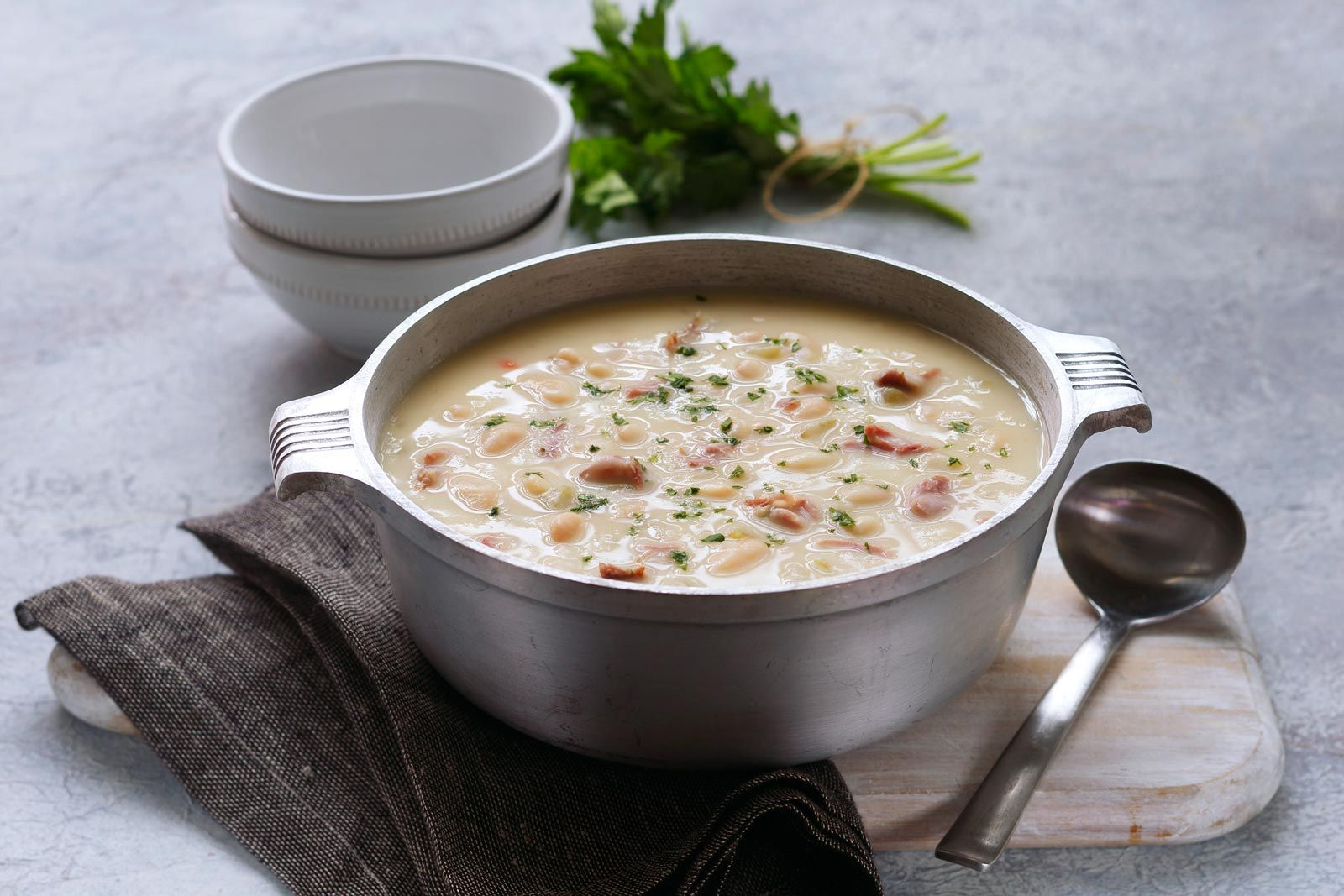 Senate Bean Soup Recipe Senate Bean Soup Bean Soup White