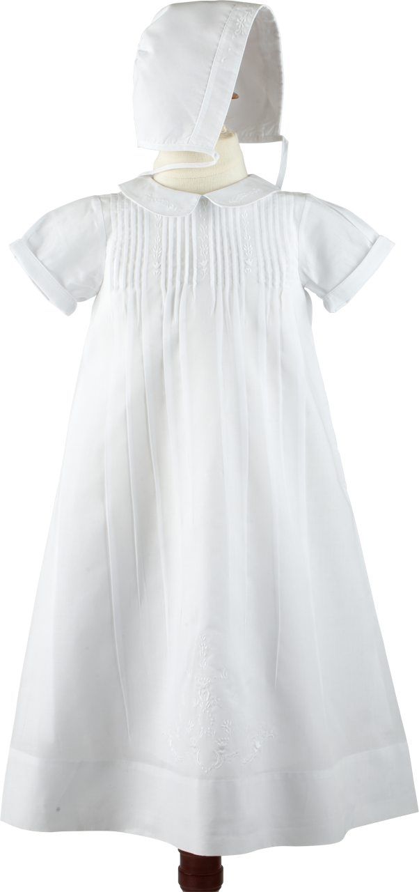 Feltman Brothers Boy S Christening Gown Amp Hat With