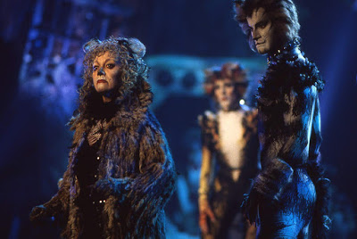 New on Bluray CATS The Musical (1998) Cats musical