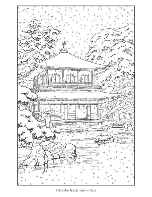 Pin On Adult Coloring Japanese