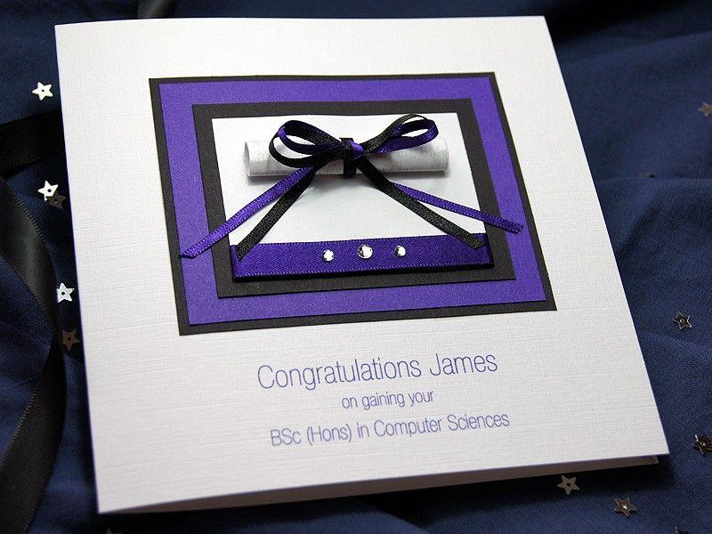 Card Making Ideas Graduation Part - 24: Handmade Graduation Cards | Oxford - Handmade Graduation Card