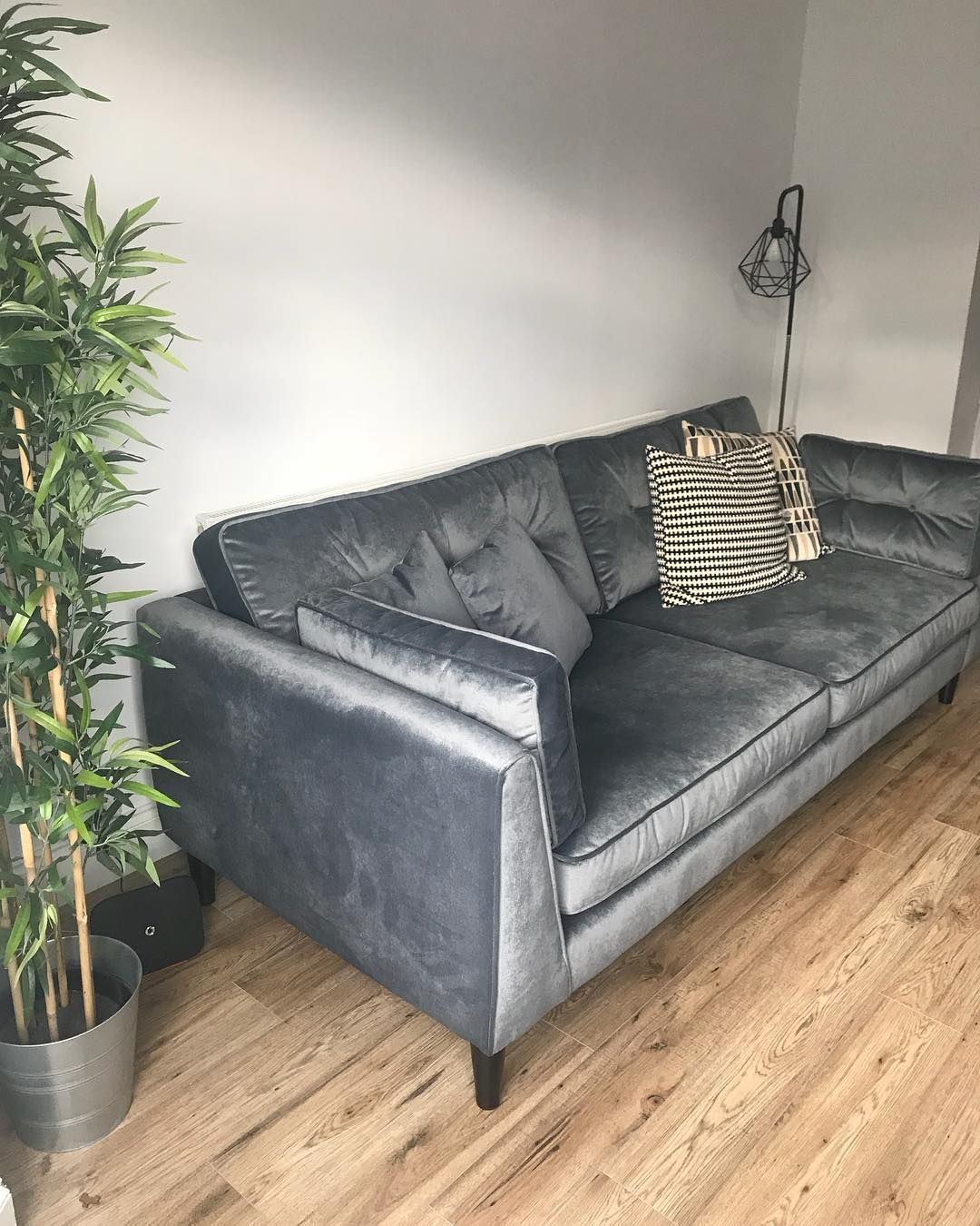 New Sofa Is In Town Absolutely Delighted With Our Sofology Arrival From The Cricket Range In Pewter Super Comfy And Pallet Ideas Easy Sofa Living Room Sofa