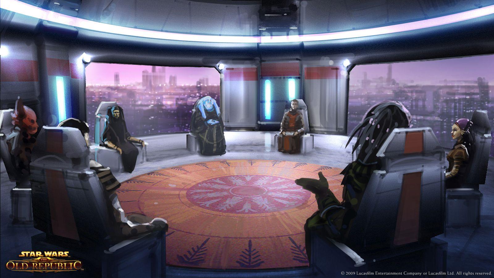 Jedi Council | Star Wars | Pinterest
