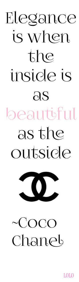 Top 20 Coco Chanel Quotes