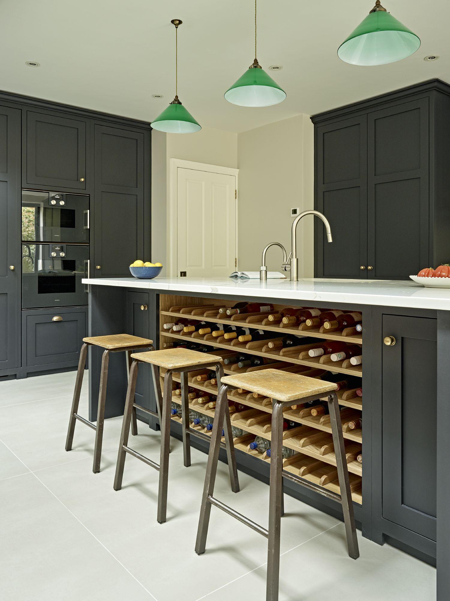 Battersea Kitchen Design Stylish Shaker Kitchens By