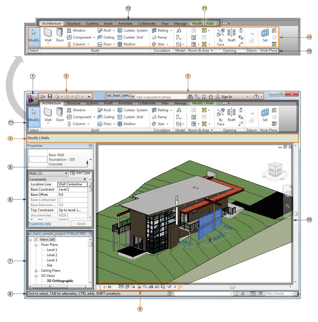 Autodesk Revit Architecture Structure Architecture Autodesk Revit