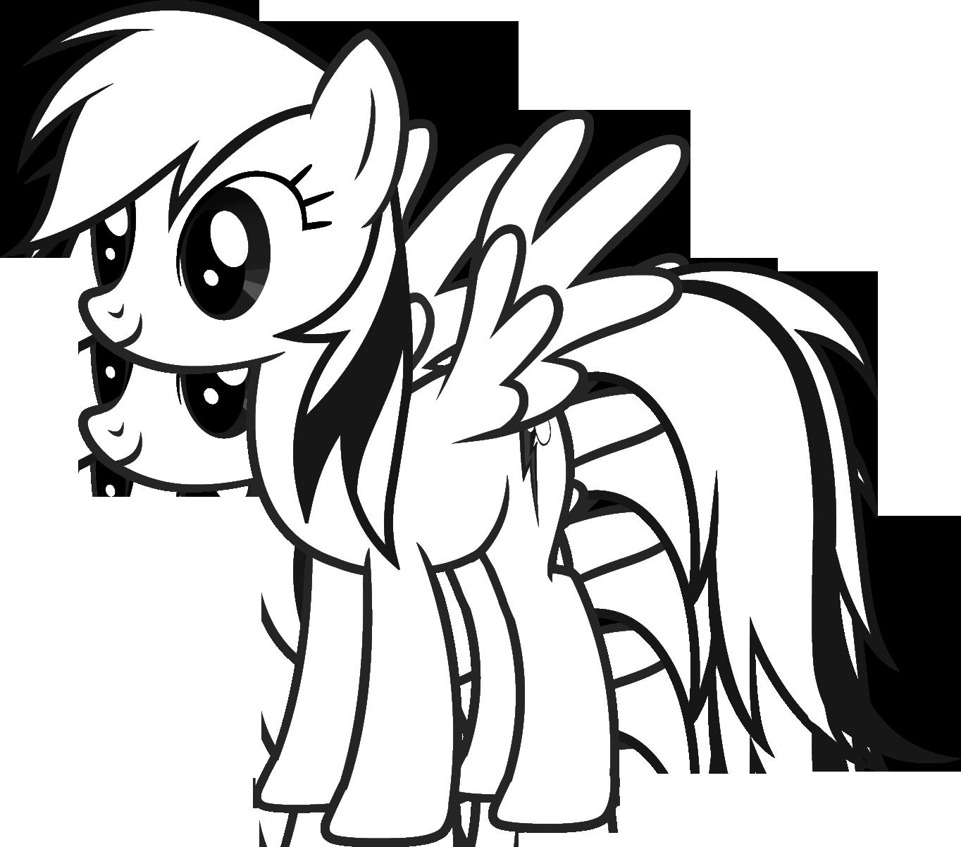 imagenes My little pony para pintar | Ponis | Pinterest | Pintar ...