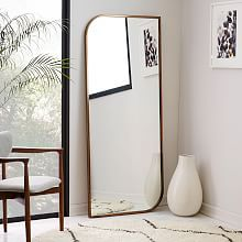 Contemporary Floor Mirrors and Standing Mirrors | west elm ...