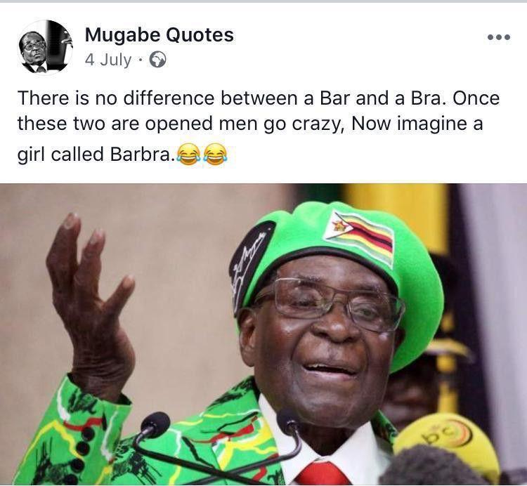 Pin On Mugabe Quotes