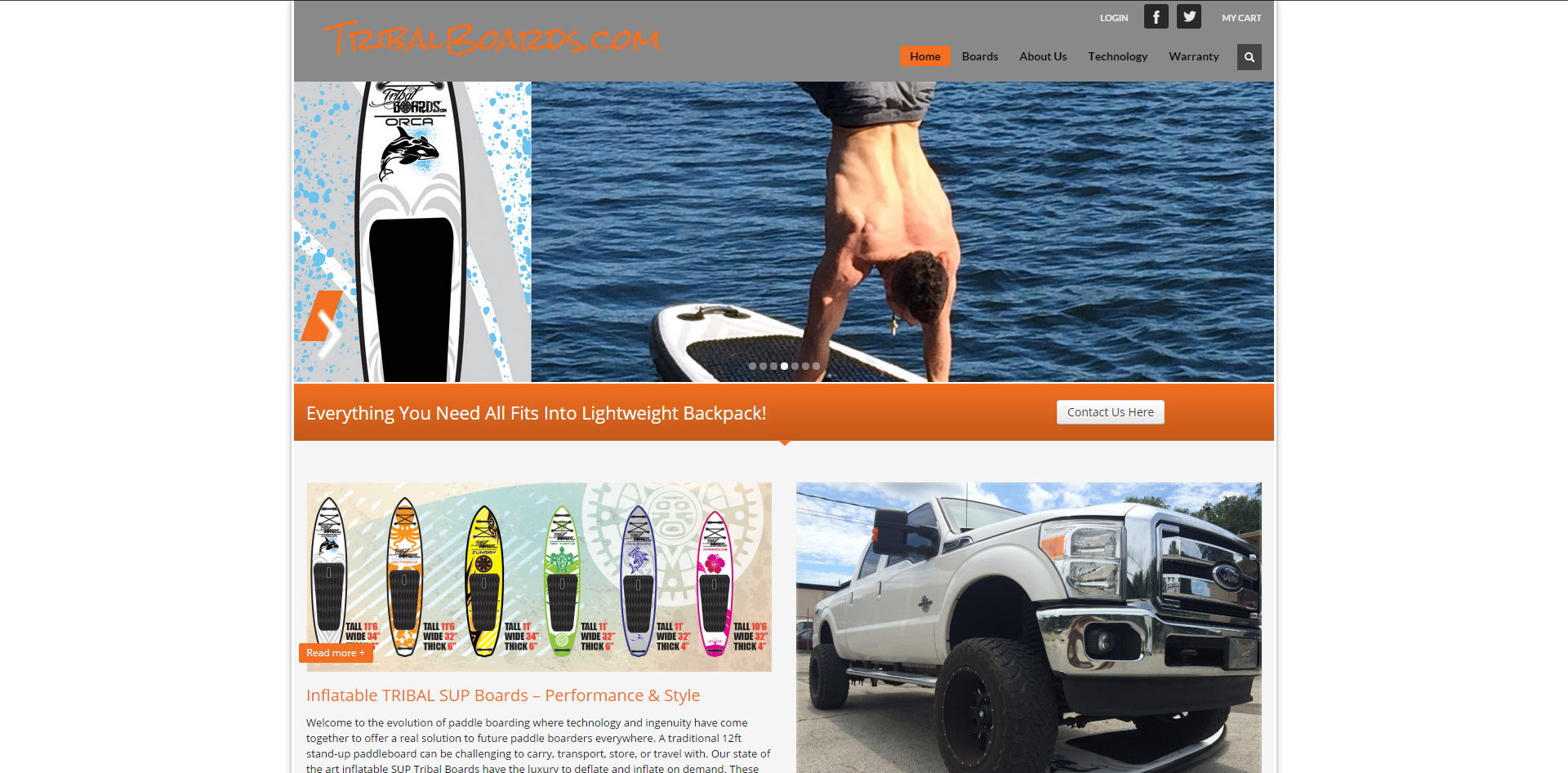 Tribal Boards- Inflatable Sup Boards For Sale- 1 Year Free