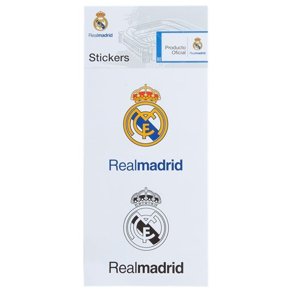 Real Madrid Stickers