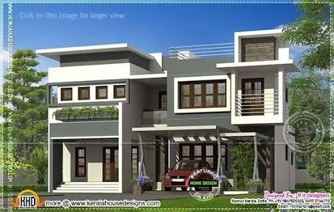 Parapet Wall Designs Google Search Kerala House Design House Kerala Houses