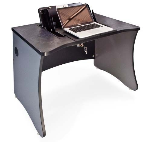 This Clrom Desks Is Designed With New Frames To Make Comfortable And Safe Enviornment Laptop Uses Same Amount Of Work E Featured