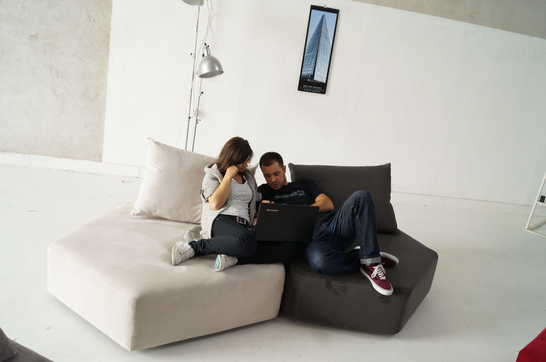 e version of Matacao sofa from FEYDOM