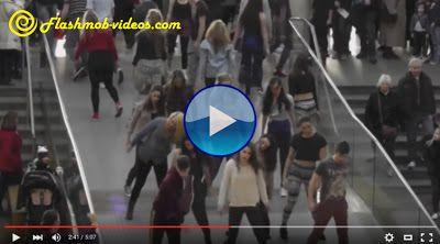 Flashmob-videos: Flashmob - Thiller at London's Science Museum