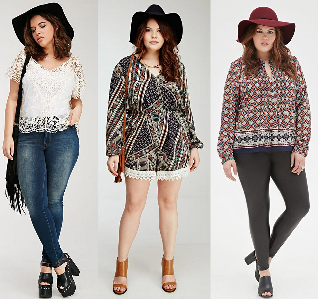 aa9855aeebad2 Shapely Chic Sheri  Trend to Try - Boho Chic (Plus Size)