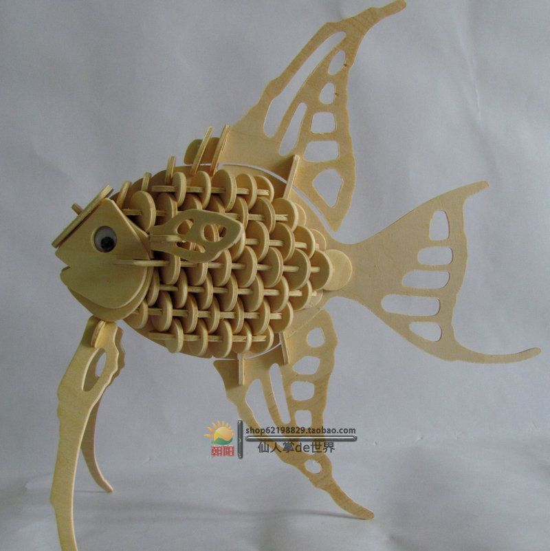 popular 3d fish puzzlebuy cheap 3d fish puzzle lots from