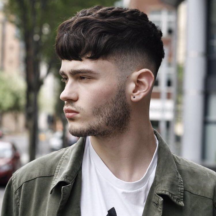 Undercut Men Hairstyle Captivating 2017 Trendy Undercut Men Hairstyle  Jfh Barbershop  Cool Men