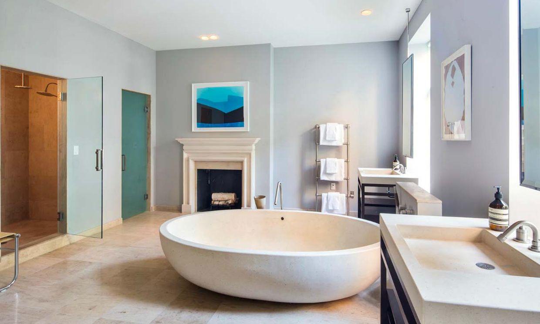 Echa un vistazo a la casa de Sarah Jessica Parker en Nueva York. ¡Está a la…