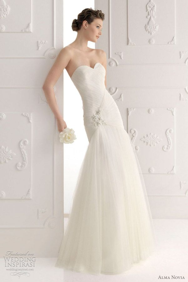 Alma Novia 2012 Wedding Dresses | Wedding Inspirasi Sienna dress 2012