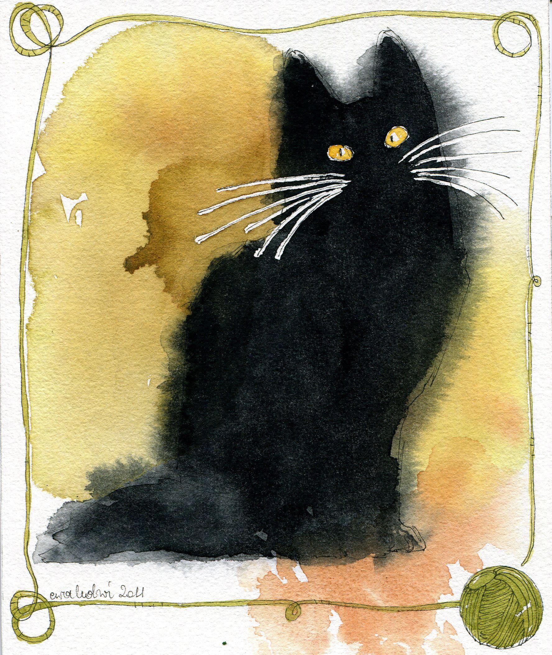 cat1 by ewaludwi.deviantart.com on @deviantART