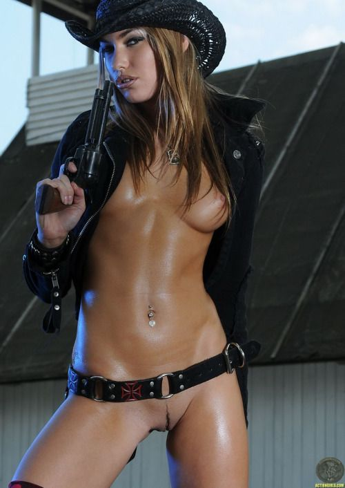 Nude country cowgirls — photo 15