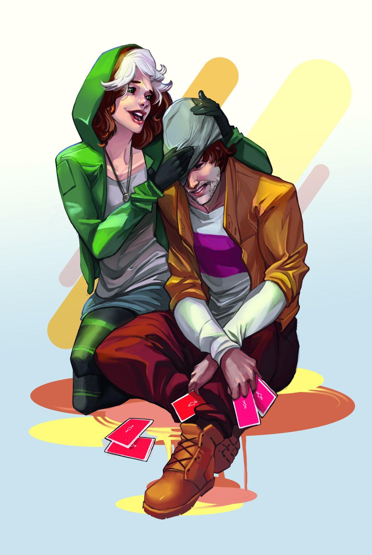 x-men rogue | Tumblr | Marvel | Uncanny avengers, X men, Rogues