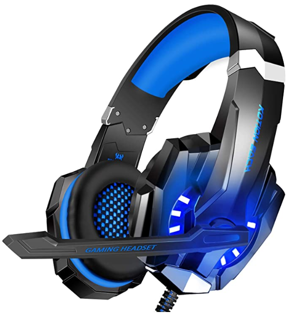 Bluefire Stereo Gaming Headset For Ps4 Pc Xbox One Xbox One Controller Ps4 Headset Gaming Headset