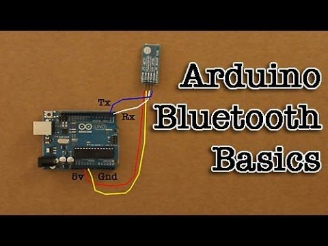 Tinkernut - Really well produced tutorials for Arduino.