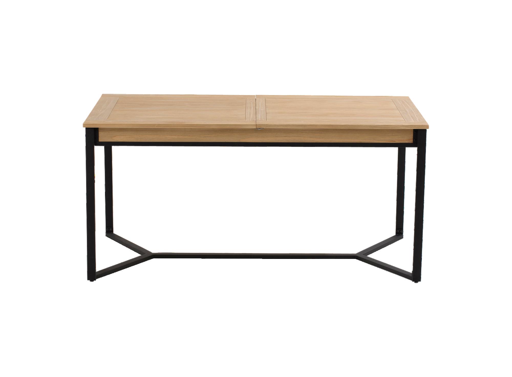 Table En Pin Avec 1 Allonge - Fly